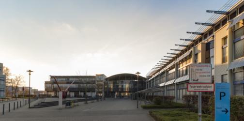 Feierabend an der Hochschule Bonn-Rhein-Sieg